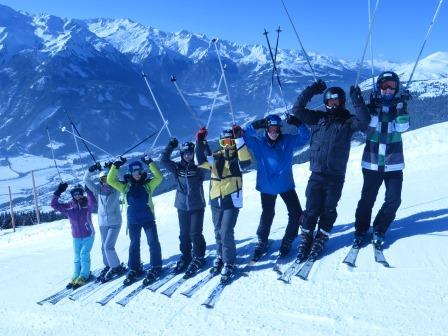 Erste Informationen zum Skikurs für die Jahrgänge 7 und 8 sind online